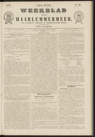 Weekblad van Haarlemmermeer 1870-07-22