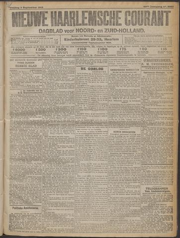 Nieuwe Haarlemsche Courant 1915-09-03