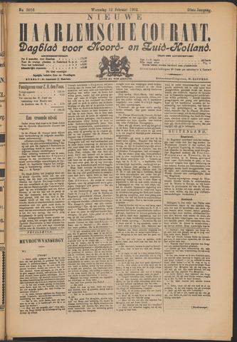 Nieuwe Haarlemsche Courant 1902-02-12