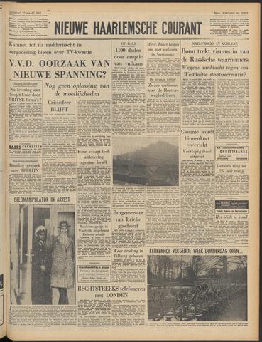 Nieuwe Haarlemsche Courant 1963-03-23