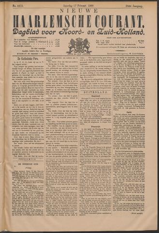 Nieuwe Haarlemsche Courant 1900-02-17