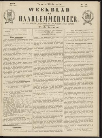 Weekblad van Haarlemmermeer 1869-10-15