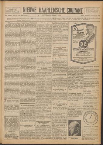 Nieuwe Haarlemsche Courant 1928-03-12