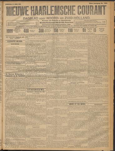 Nieuwe Haarlemsche Courant 1911-06-13