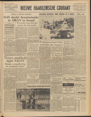 Nieuwe Haarlemsche Courant 1962-06-26