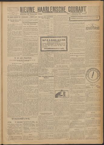 Nieuwe Haarlemsche Courant 1923-11-26