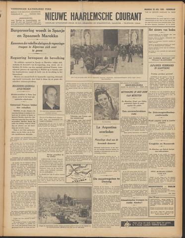 Nieuwe Haarlemsche Courant 1936-07-20