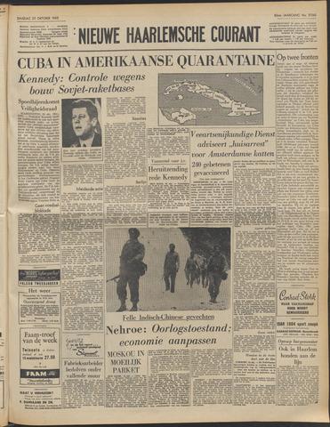 Nieuwe Haarlemsche Courant 1962-10-23