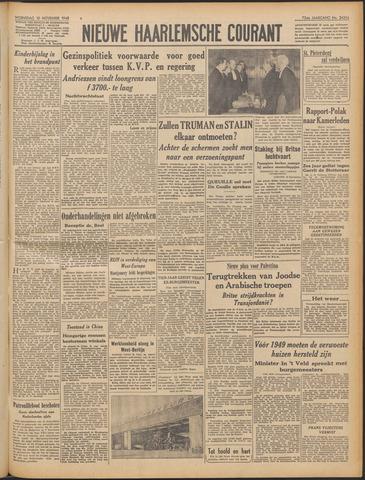 Nieuwe Haarlemsche Courant 1948-11-10