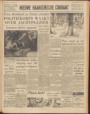 Nieuwe Haarlemsche Courant 1964-12-23