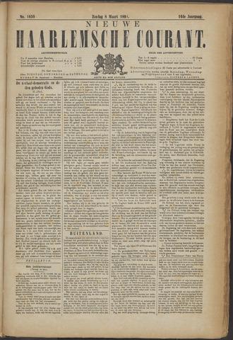 Nieuwe Haarlemsche Courant 1891-03-08