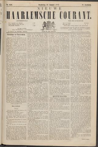Nieuwe Haarlemsche Courant 1883-01-11
