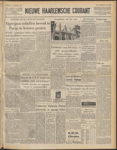 Nieuwe Haarlemsche Courant 1959-11-21