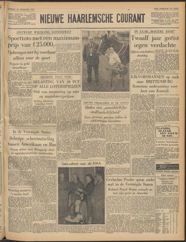 Nieuwe Haarlemsche Courant 1959-11-24