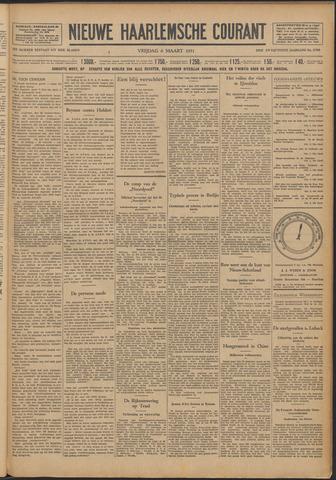 Nieuwe Haarlemsche Courant 1931-03-06