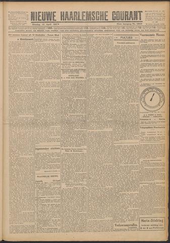 Nieuwe Haarlemsche Courant 1927-04-12