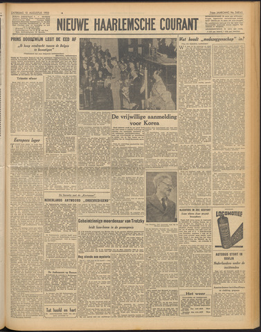 Nieuwe Haarlemsche Courant 1950-08-12