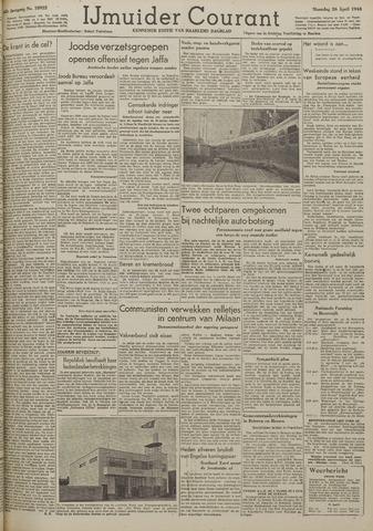 IJmuider Courant 1948-04-26