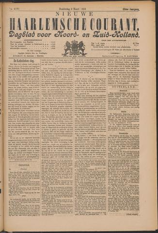 Nieuwe Haarlemsche Courant 1899-03-09