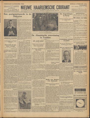 Nieuwe Haarlemsche Courant 1936-02-02