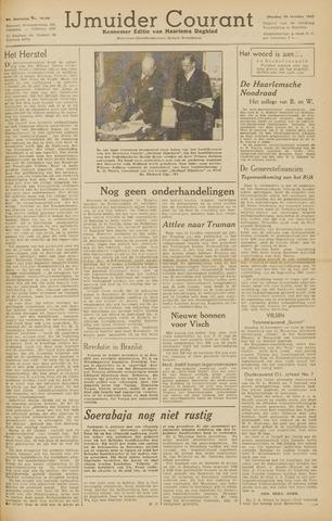 IJmuider Courant 1945-10-30