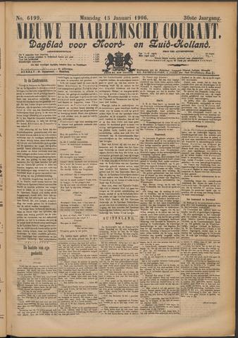 Nieuwe Haarlemsche Courant 1906-01-15