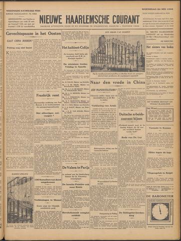 Nieuwe Haarlemsche Courant 1933-05-24