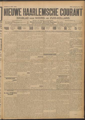 Nieuwe Haarlemsche Courant 1909-10-12
