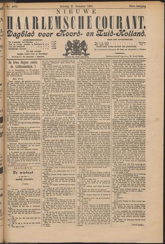 Nieuwe Haarlemsche Courant 1901-12-21