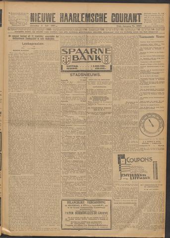 Nieuwe Haarlemsche Courant 1927-07-02