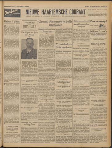 Nieuwe Haarlemsche Courant 1940-11-22