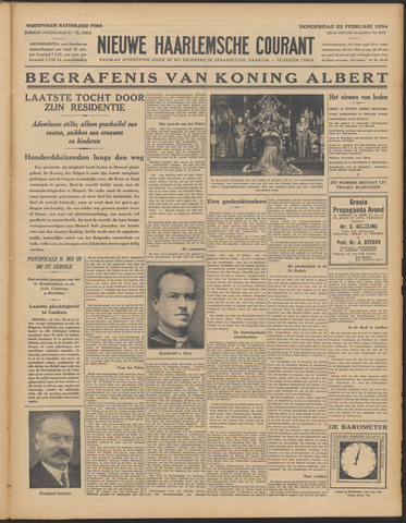 Nieuwe Haarlemsche Courant 1934-02-22