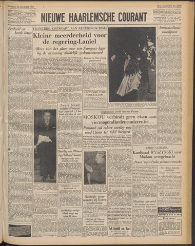 Nieuwe Haarlemsche Courant 1953-11-28