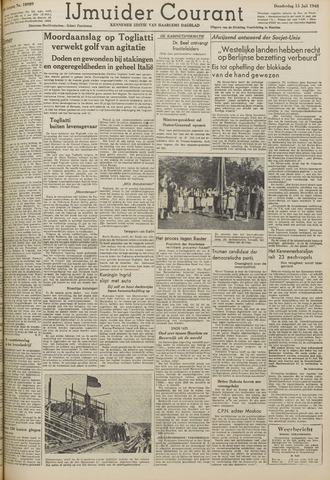 IJmuider Courant 1948-07-15