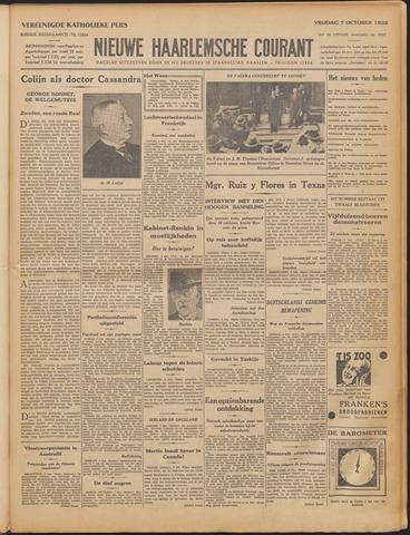 Nieuwe Haarlemsche Courant 1932-10-07
