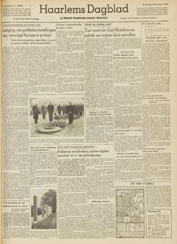 Haarlem's Dagblad 1950-10-25