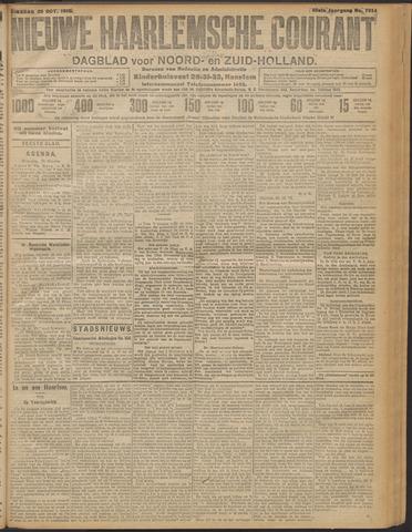 Nieuwe Haarlemsche Courant 1910-10-25