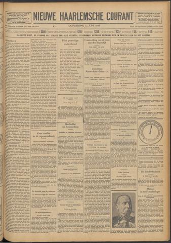 Nieuwe Haarlemsche Courant 1930-06-12