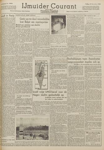 IJmuider Courant 1948-11-19