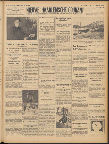Nieuwe Haarlemsche Courant 1935-12-16