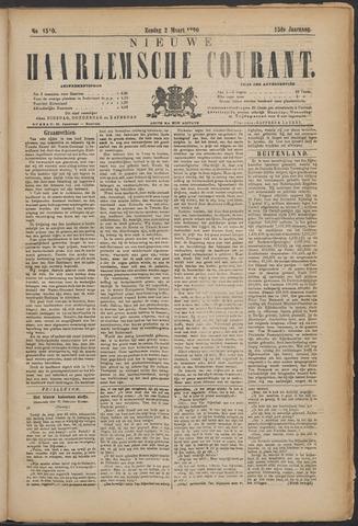 Nieuwe Haarlemsche Courant 1890-03-02