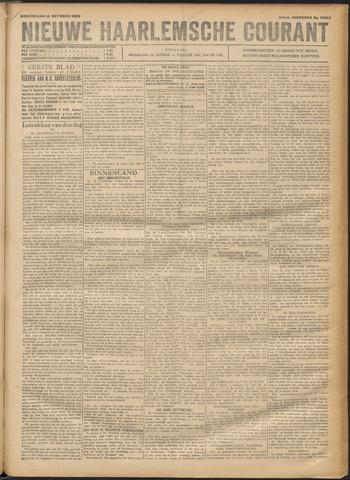 Nieuwe Haarlemsche Courant 1920-10-14
