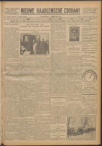 Nieuwe Haarlemsche Courant 1929-02-06