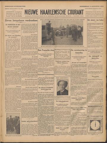 Nieuwe Haarlemsche Courant 1933-08-03