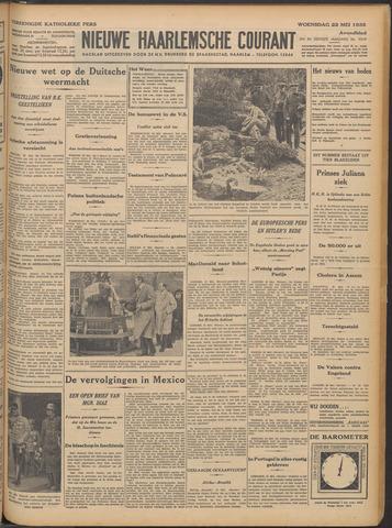 Nieuwe Haarlemsche Courant 1935-05-22