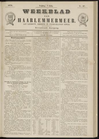 Weekblad van Haarlemmermeer 1876-07-07