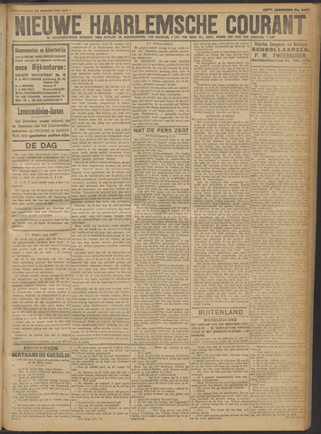 Nieuwe Haarlemsche Courant 1917-08-30