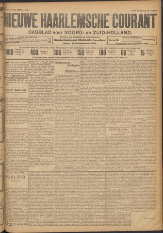 Nieuwe Haarlemsche Courant 1908-09-25