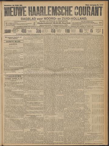 Nieuwe Haarlemsche Courant 1911-02-20
