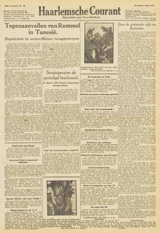 Haarlemsche Courant 1943-04-03